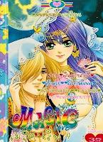 ขายการ์ตูนออนไลน์ Magic Love เล่ม 9