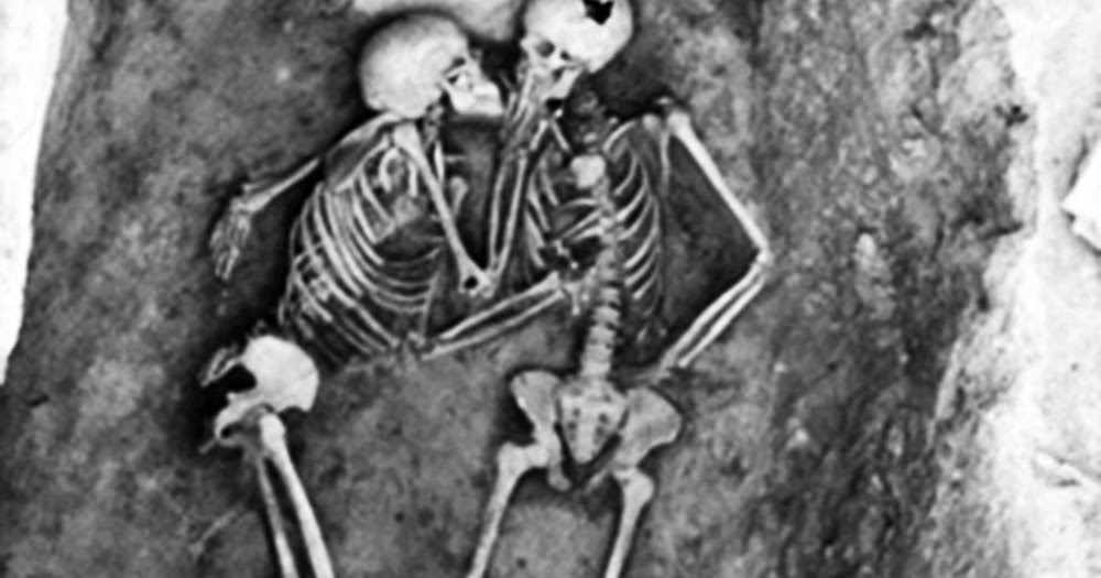 The Mysterious Hasanlu Lovers and Their 2800-Year Old Kiss