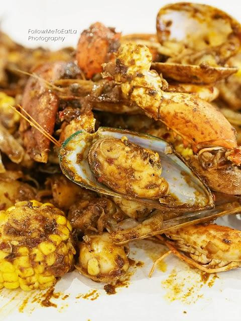 Kai's Plato Seafood Restaurant Cajun Sauce