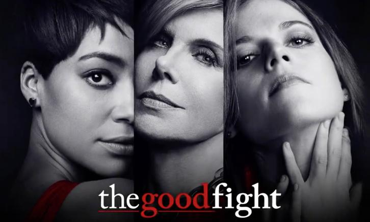 The Good Fight - Promos, Cast and First Look Promotional Photos + Poster *Updated 9th January 2017*