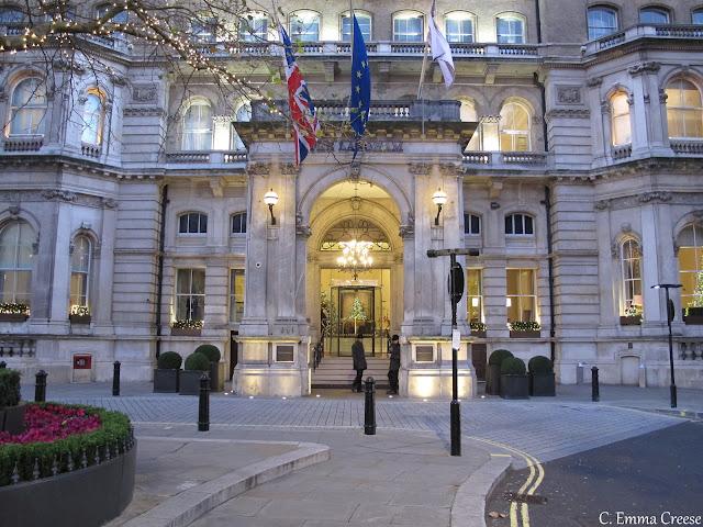 The Langham Hotel London Addreb