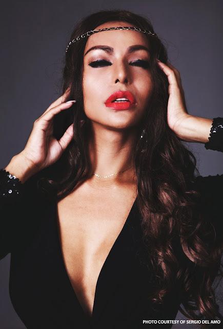 Fiona Solis salah satu wanita transgender yang sukses sebagai model