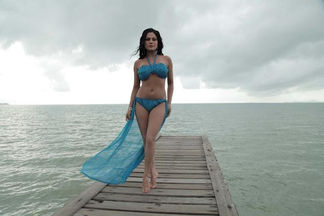 Veena Malik Latest Bikini Photos