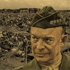 Kike  Eisenhower's Rhine-Meadows Death Camps - Untold history