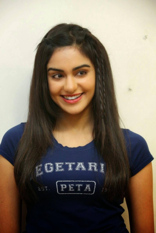 Kamapisachi Bollywood Actress Adah Sharma