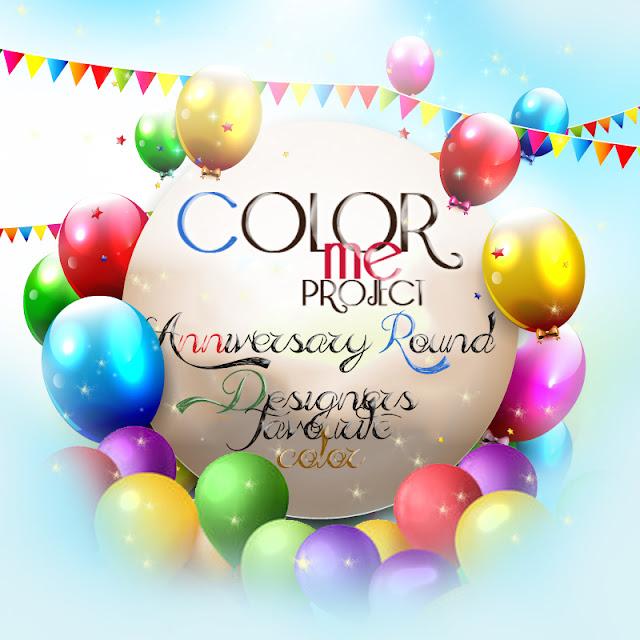 Pierwsze urodziny Color Me Project