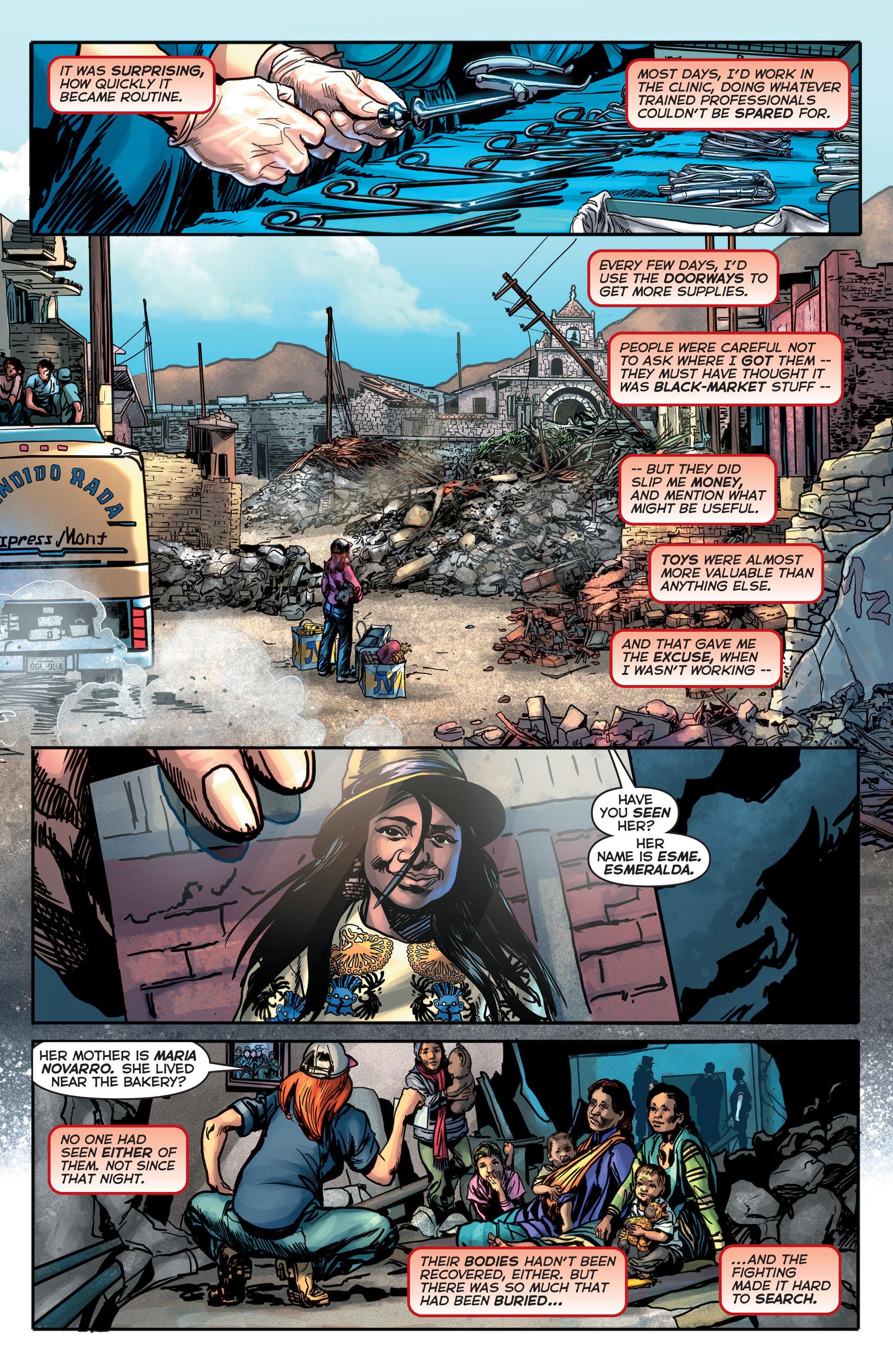 Read online Astro City comic -  Issue #3 - 11