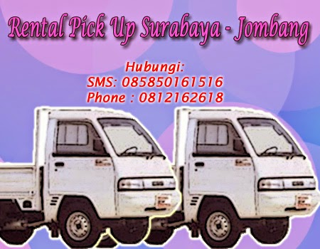 Rental Pick Up Zebra Surabaya-Jombang