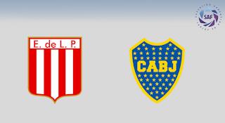 Ver Estudiantes LP vs Boca Juniors En vivo 20 de Agosto 2018 Superliga