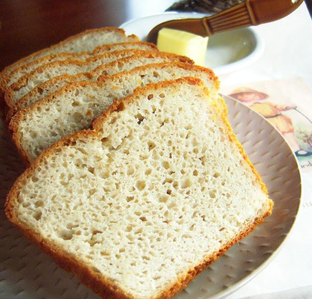 Chleb kokosowy - wersja dla niecierpliwych