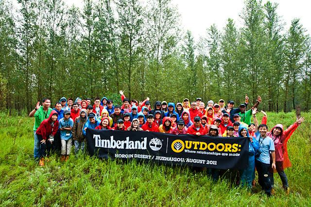 Malaysia Timberland Outdoor Team