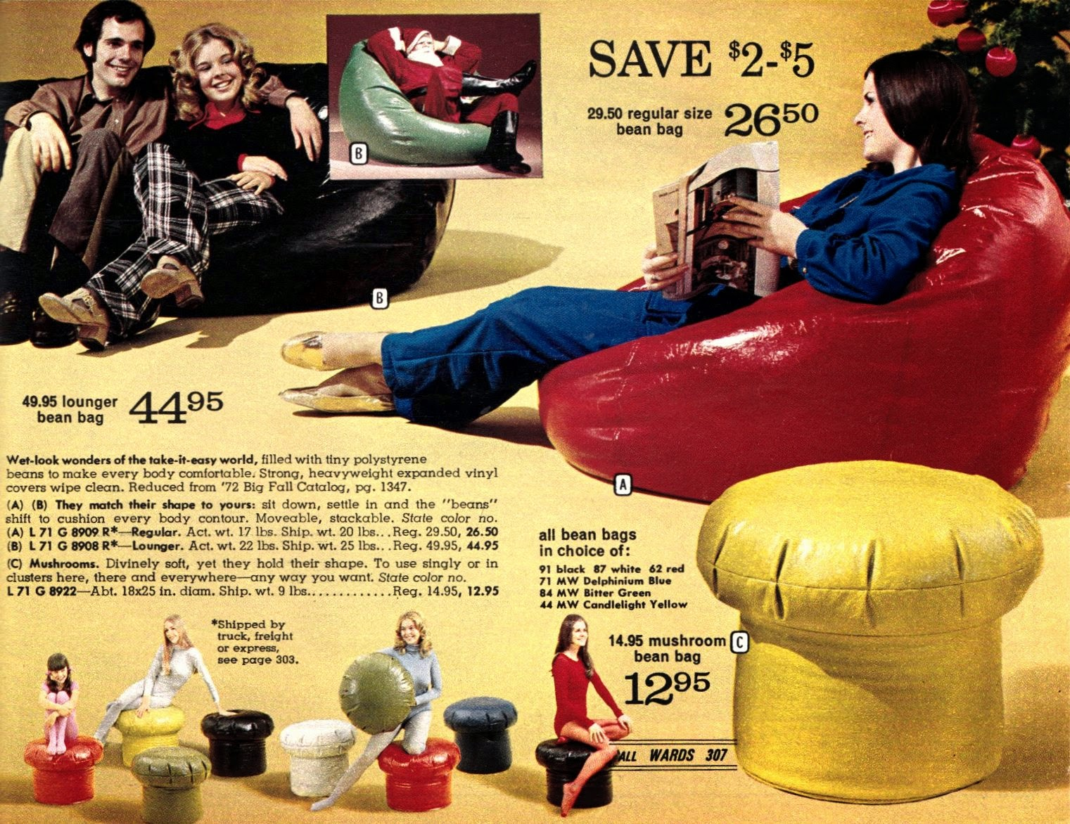 Mushroom Bean Bag Chair Kmart Kitchen Table And Chairs Everything Else Too Xmas In July Day 22 Lounger