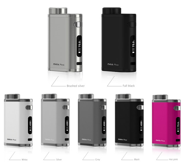 Presenting An Eleaf iStick Pico You've May Never Known