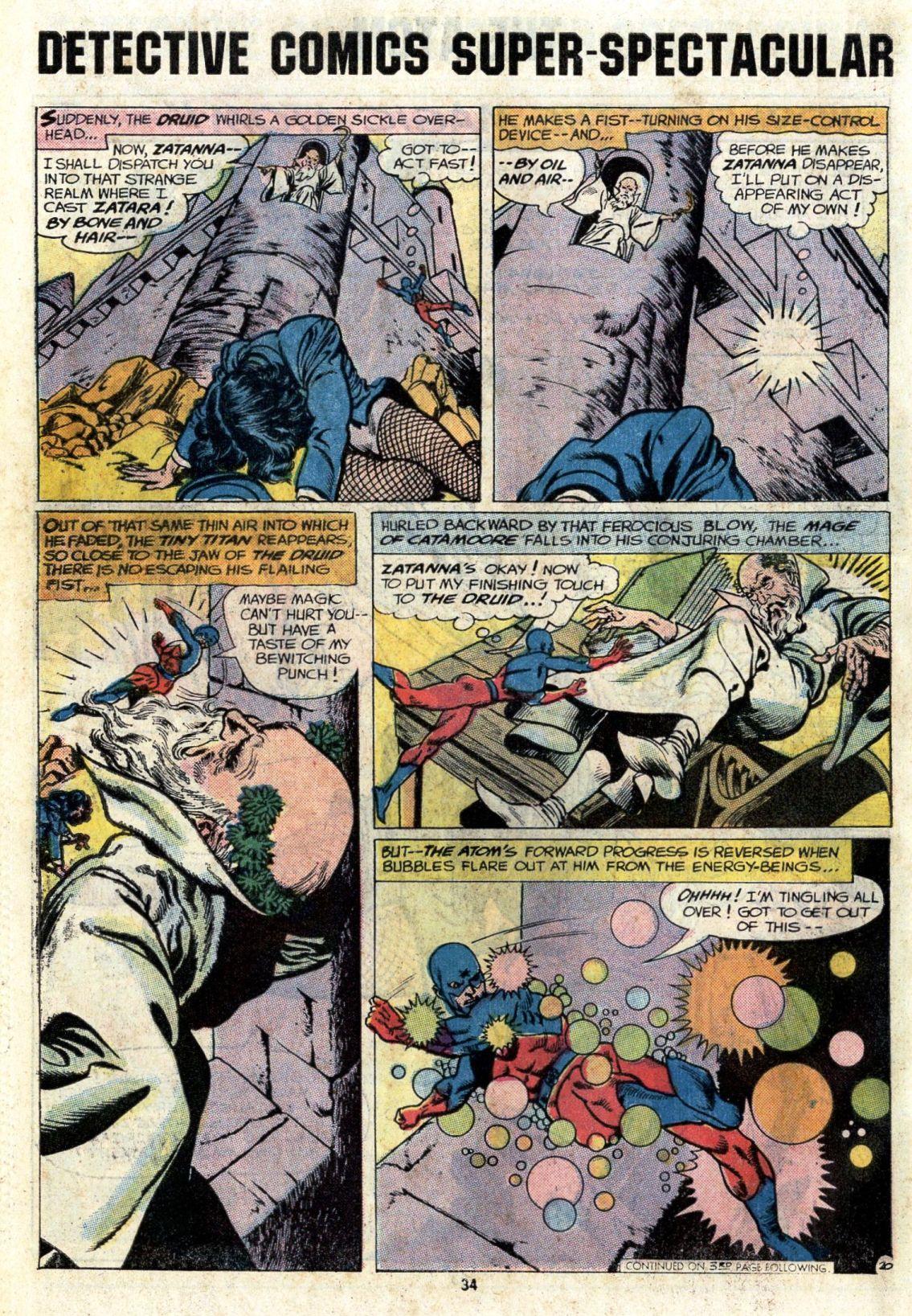 Detective Comics (1937) 438 Page 33