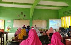 Proktor MTs Nurul Huda Rohul Ikuti Bimtek Pelaksanaan UAMBN-BK 2019 Di MTsN 3 Rokan Hulu