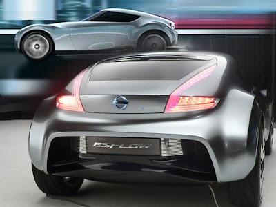 2011 nissan electric sports cars esflow concept nissan has a