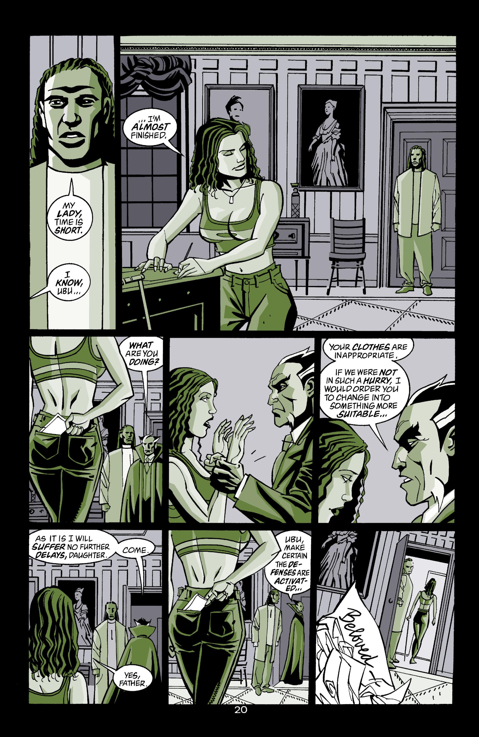 Detective Comics (1937) 750 Page 20