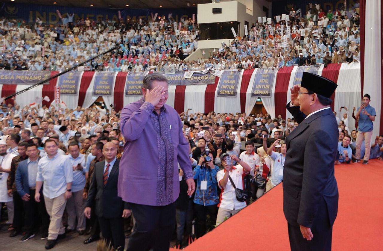 Komentari Pidato Prabowo Seperti Ini, Ngabalin Kepanasan?
