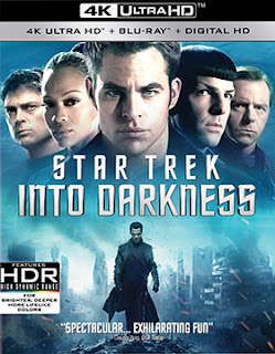 DVD & Blu-ray Release Report, Star Trek 4K Ultra HD, Ralph Tribbey