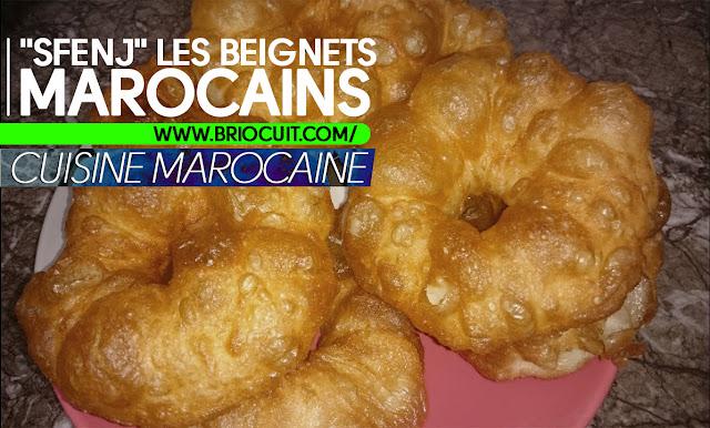 SFENJ / cuisine marocaine