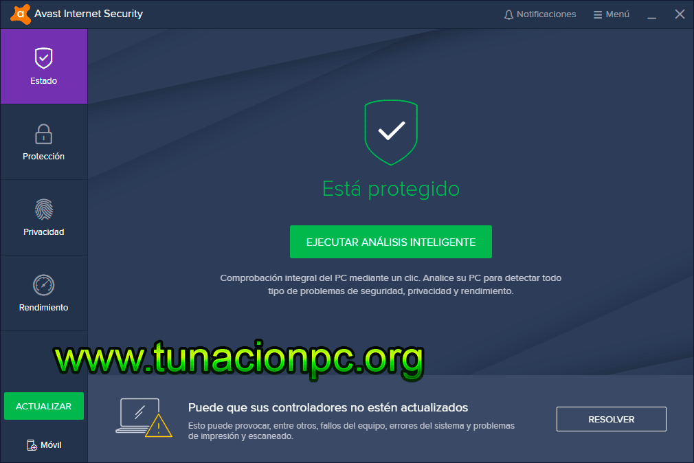 Descargar Avast Internet Security