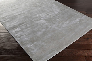 Custom bamboo silk rugs
