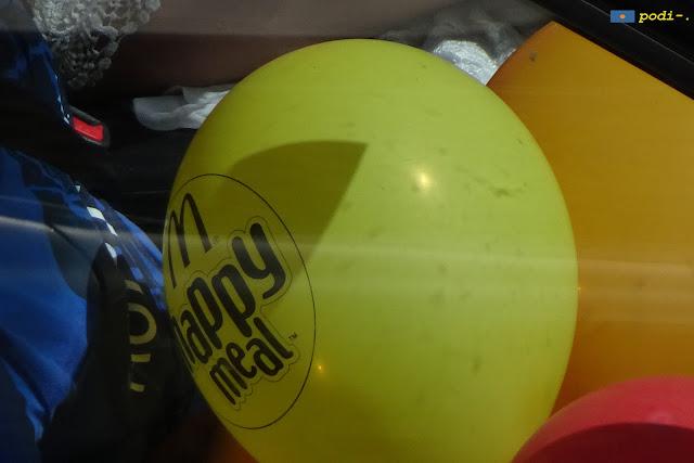 dino buzzatti, il palloncino (il colombre)