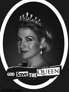 Máxima Zorreguieta - God save the queen