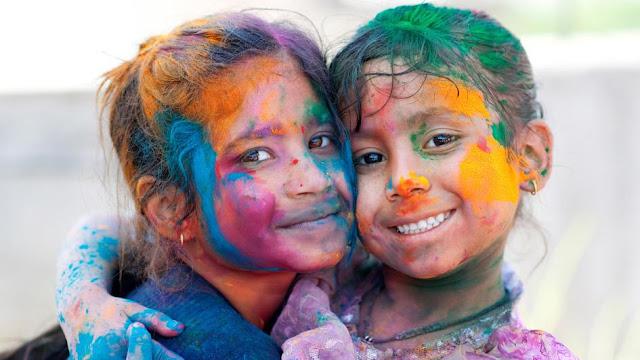 Happy Holi Kavita