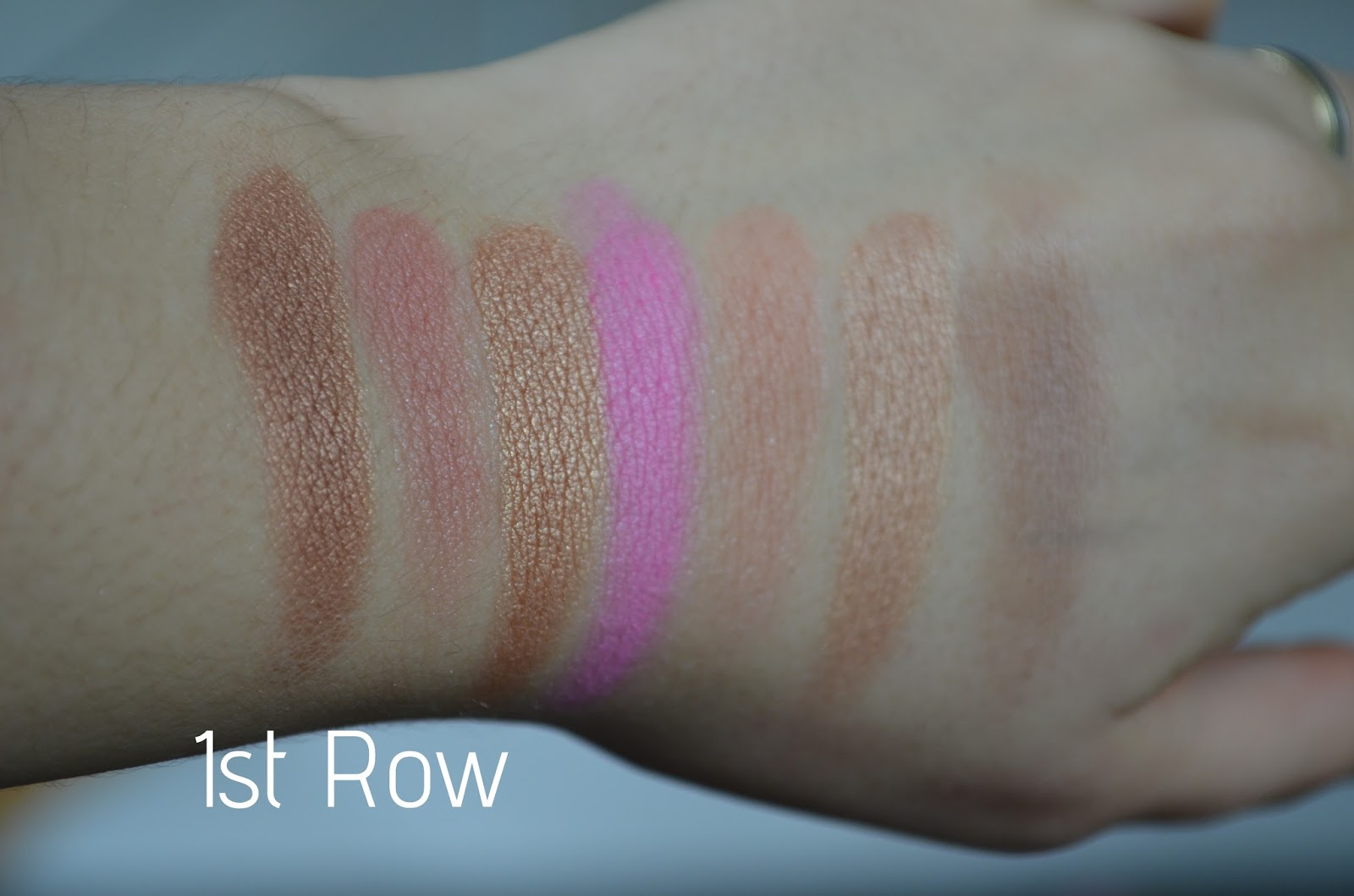 Classic Blush 10 Color Palette by BH Cosmetics #10