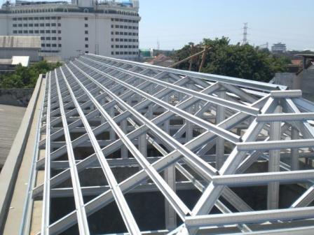 harga atap baja ringan zinc oriont truss: orion truss