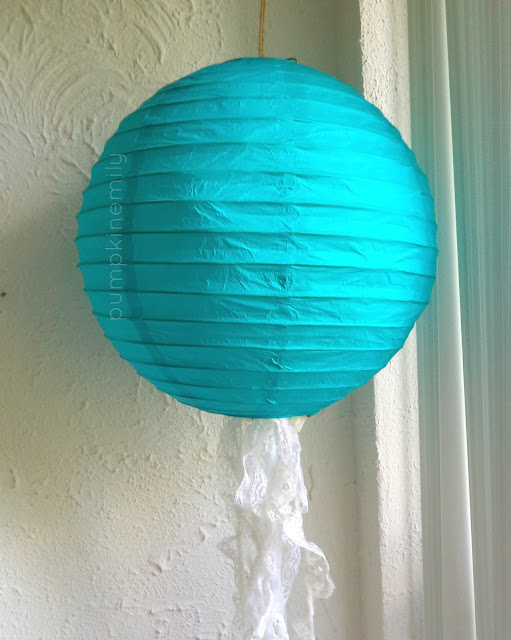 DIY Lantern Jellyfish