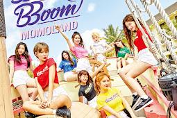 MOMOLAND(モモランド) - BBoom BBoom -Japanese ver.- 歌詞