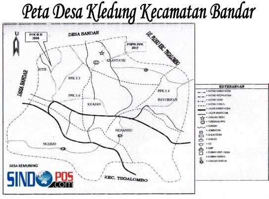 Profil Desa & Kelurahan, Desa Kledung Kecamatan Bandar Kabupaten Pacitan