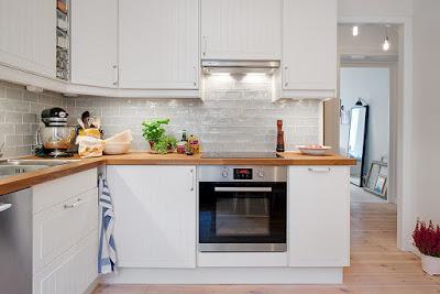 Desain Meja Dapur Dari Kayu Jati Untuk Rumah Minimalis