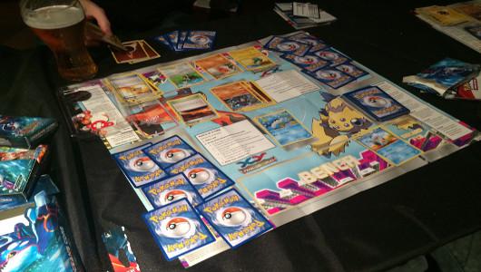 Papermat Pokémon TCG