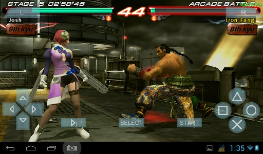 How to Install Tekken 6 in Android Free | GeeksandTricks