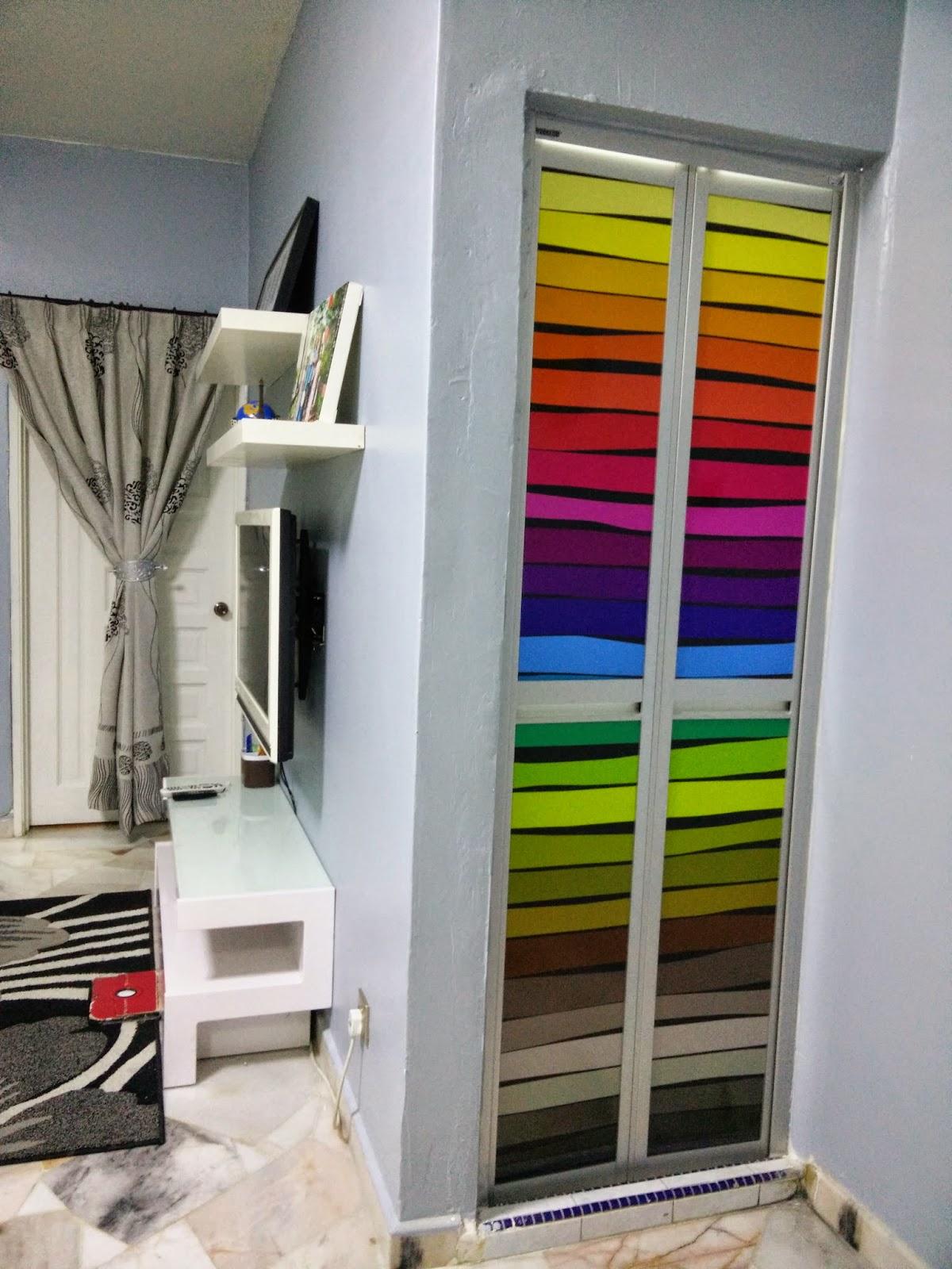 Pintu Toilet Bi Fold King Vitally Rm500 Termasuk Charge Pemasangan Design Boleh Pilih Dalam Katalog