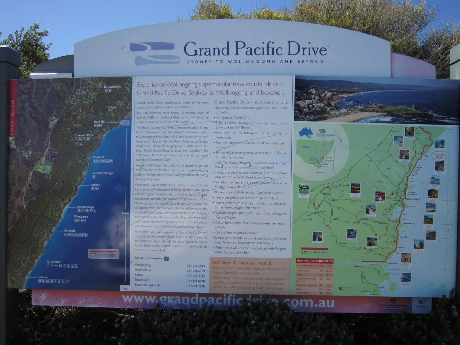grand ocean road tour