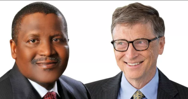 Aliko Dangote & Bill Gates: Why We are Hopeful About Improving Health in Africa