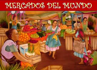 http://misqueridoscuadernos.blogspot.com.es/2015/10/mercados-del-mundo.html