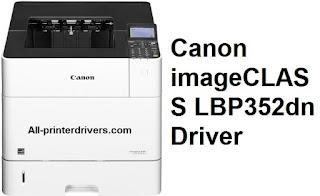 Canon imageCLASS LBP352dn Driver Download