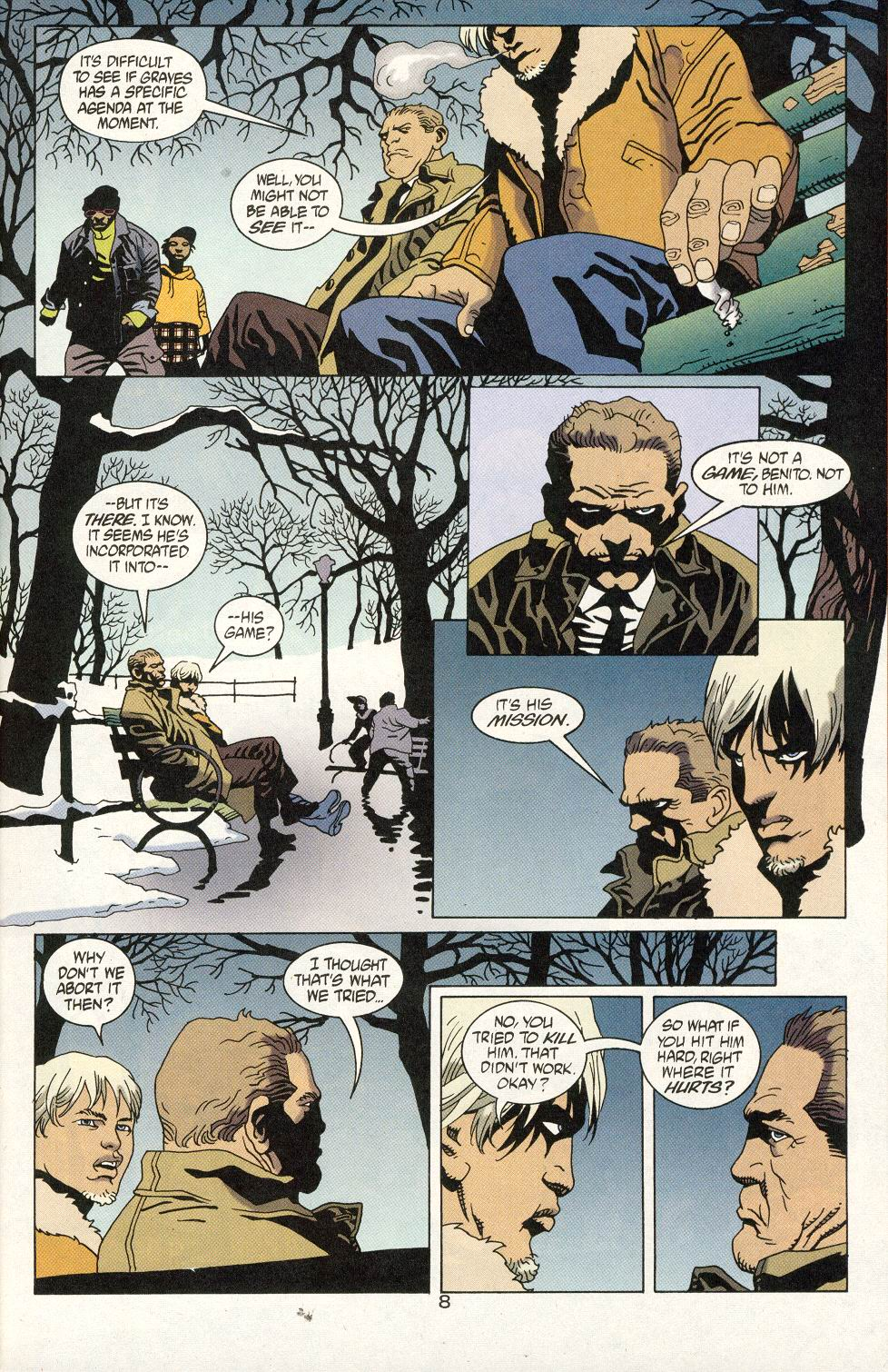 Read online 100 Bullets comic -  Issue #20 - 10