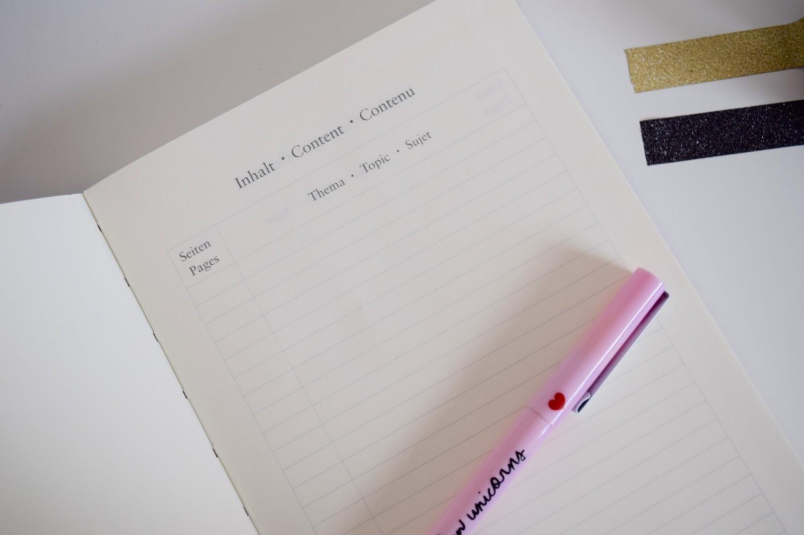 bullet journal dotted  Bullet Journal: Square Grid vs. Dot Grid | Adele Louise Smith