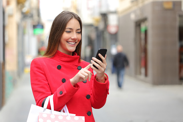 Mobile Shopping Online