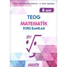Karekök 8.Sınıf TEOG Matematik Soru Bankası (2017)