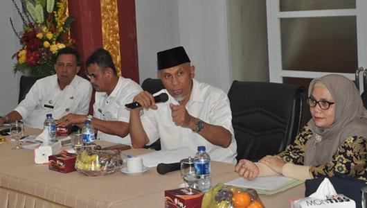 Pemko Padang Antisipasi Penyebaran Wabah DBD