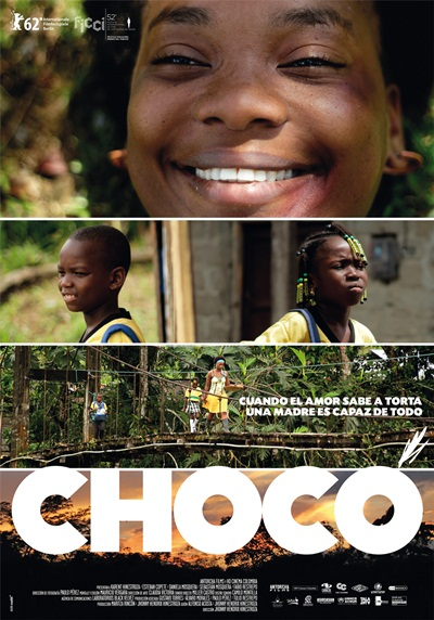 Chocó DVDRip Español Latino