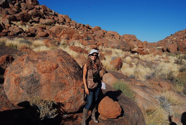 savane Namib