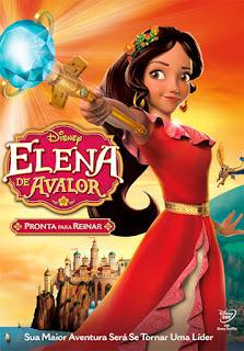Elena de Avalor - DVDRip Dublado